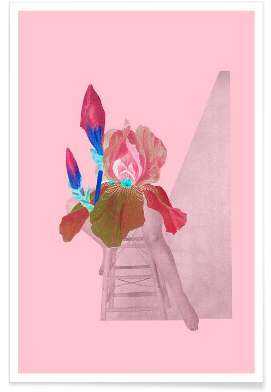 Bladeren en planten, Female Plant poster