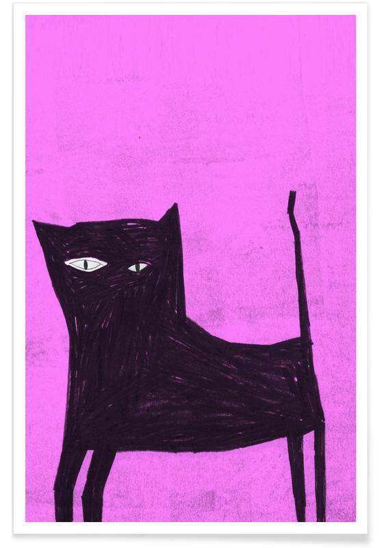 Chats, Katze 2 affiche