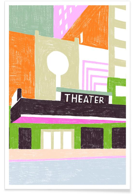 , Theater poster