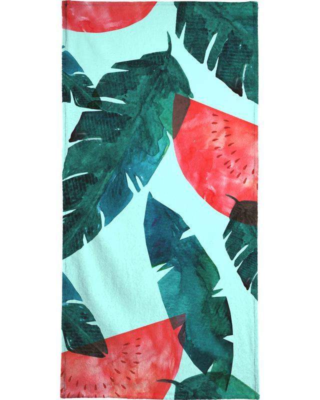 Melon Pattern -Handtuch