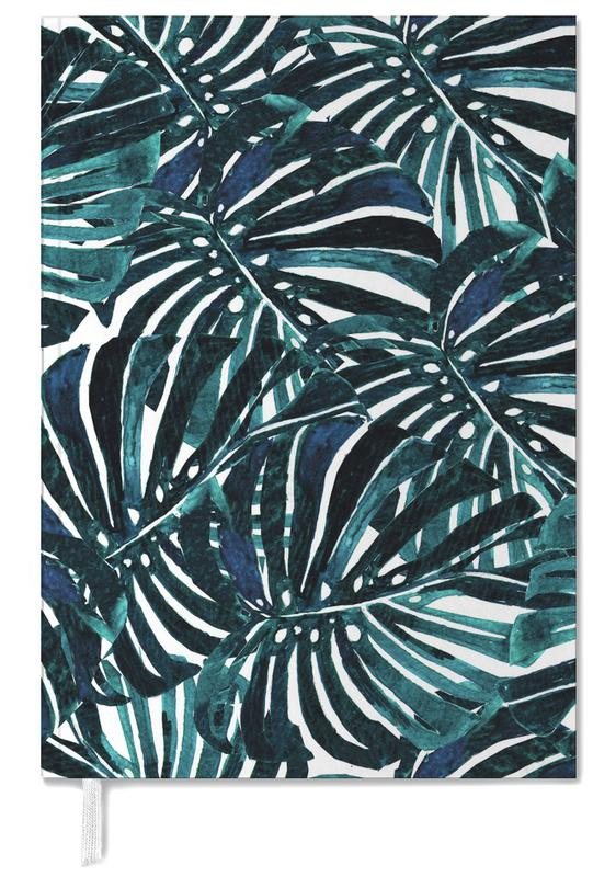 Monstera Pattern II agenda