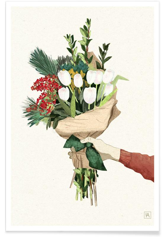 , Flowers poster