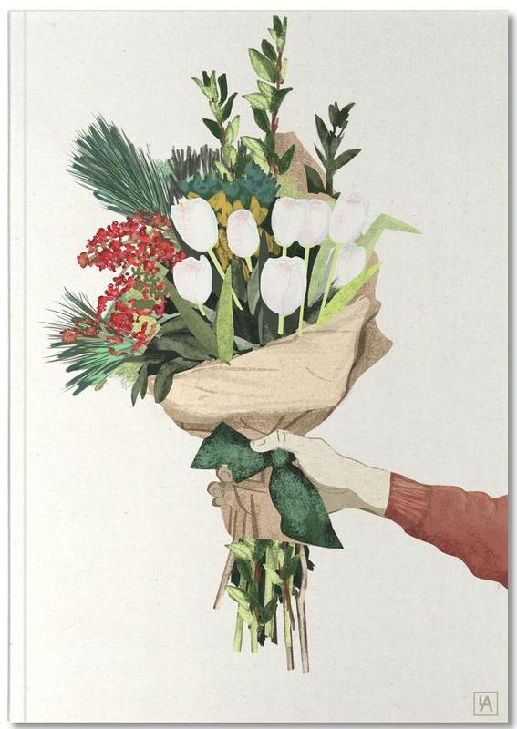 , Flowers Notebook