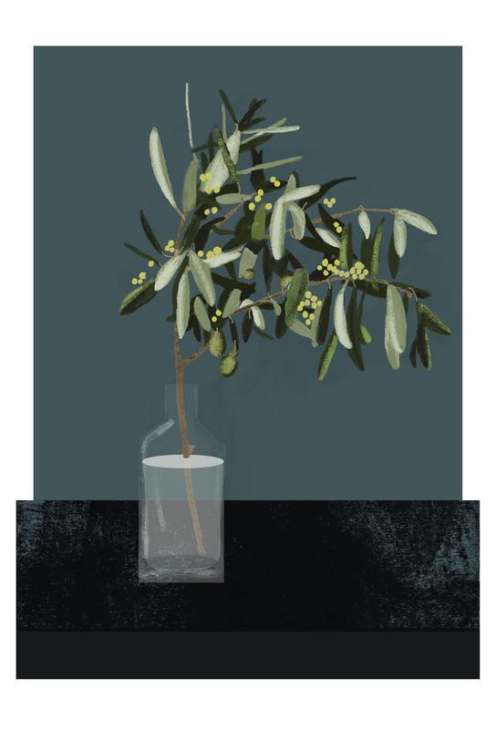 Olive -Alubild