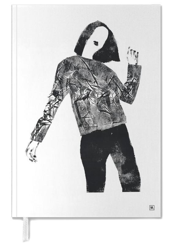 Noir & blanc, Monotype 2 agenda