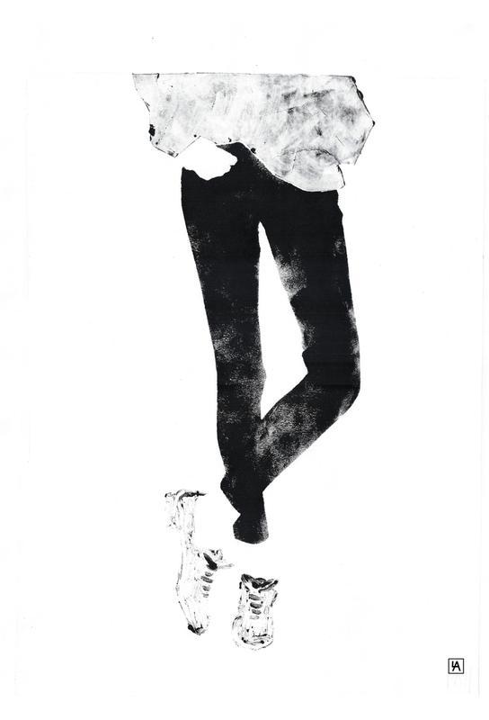 Monotype 3 -Alubild