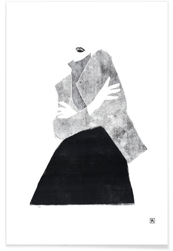 Monotype 5 -Poster