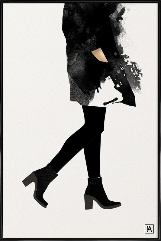 BB Mood Framed Poster