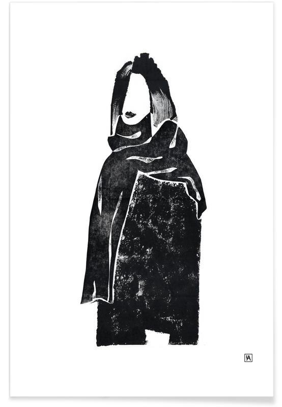 Monotype 9 -Poster