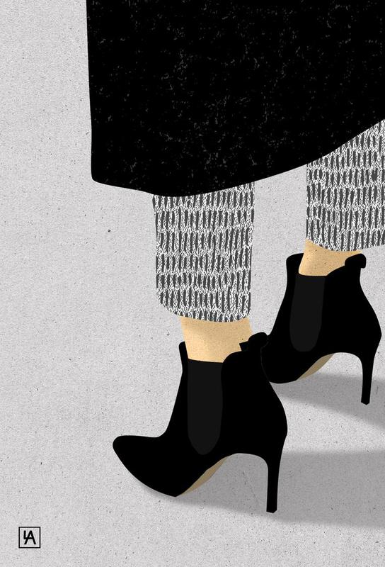 Legs & Shoes 1 -Alubild