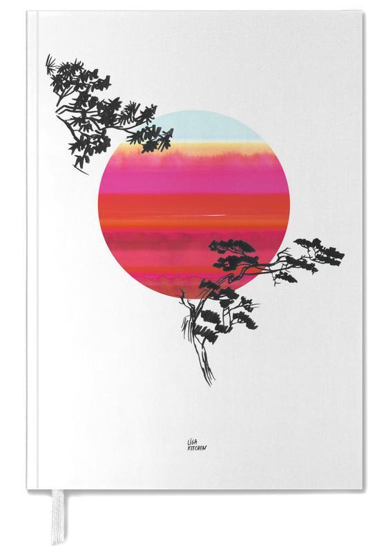Japanese Sun Personal Planner