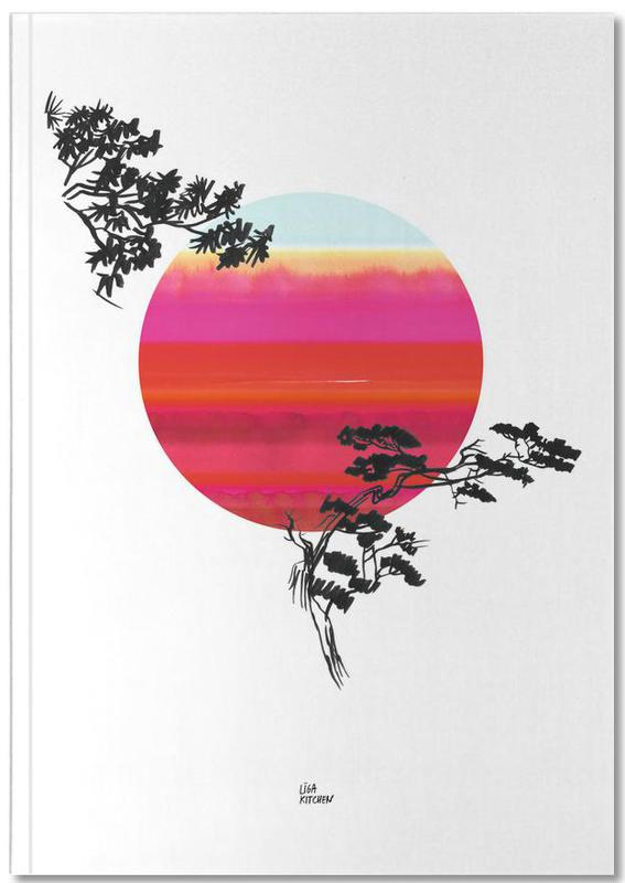 Japanese Sun Notebook