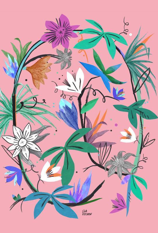 Botanica Passionflower 3 -Alubild