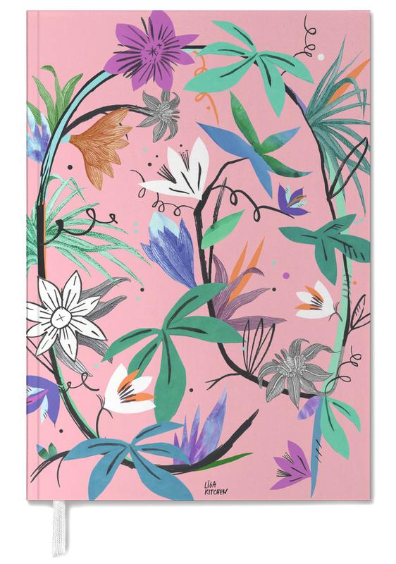 Botanica Passionflower 3 Personal Planner