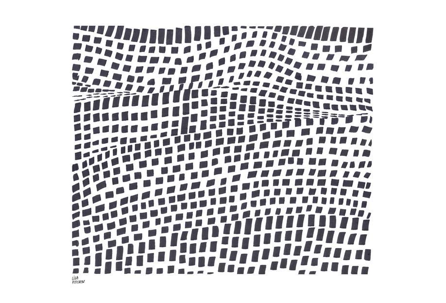 Fields Aluminium Print