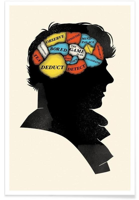Sherlock -Poster