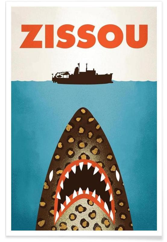 Movies, Zissou Poster