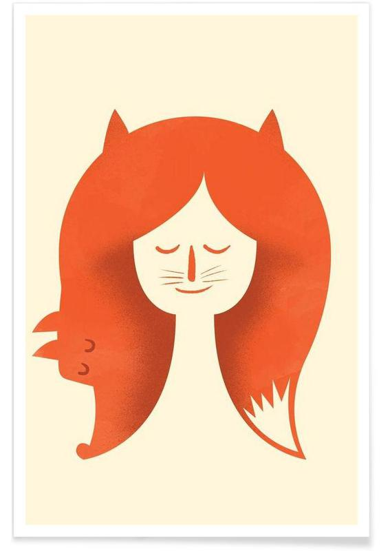 Créatures et hybrides, Fox Head affiche