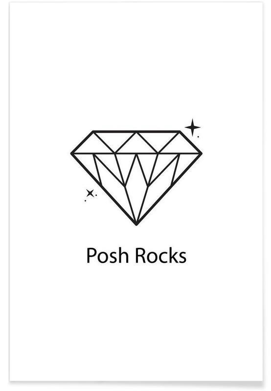 Weddings, Posh Poster