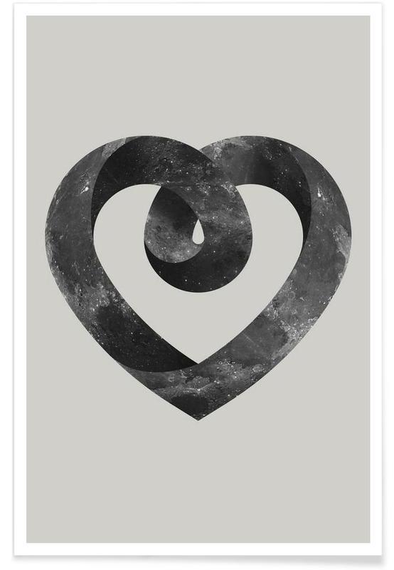 Cœurs, Heart affiche