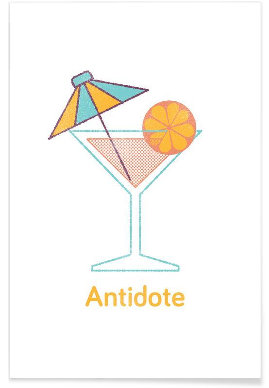 Cocktails, Antidote affiche