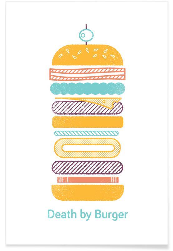 Burgers, Burger Poster