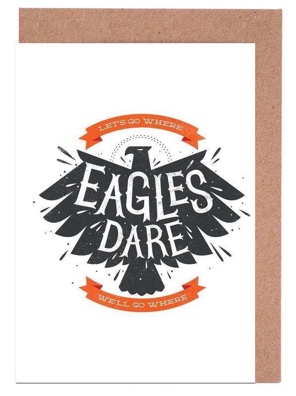 Citations et slogans, Aigles, Eagles cartes de vœux