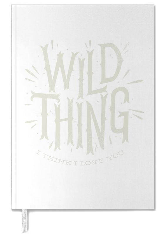 Wild Thing Personal Planner