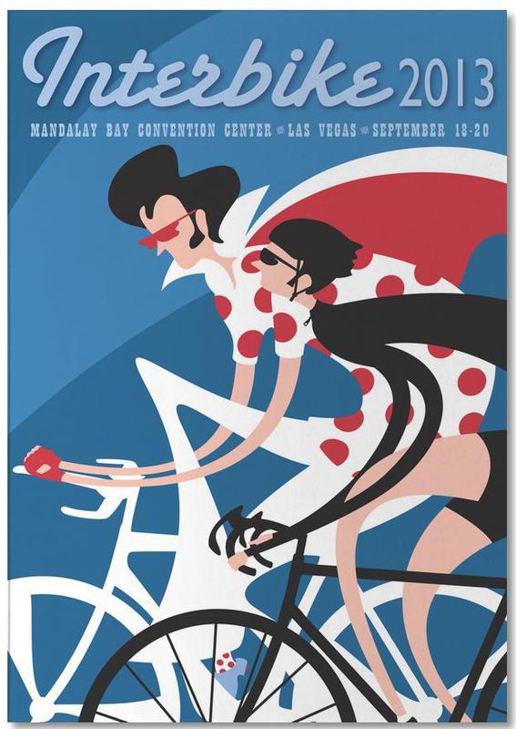 Las Vegas, Cyclisme, Rétro, Elvis, Elvis bloc-notes