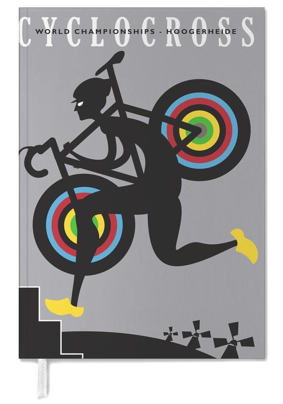 Cycling, Retro, Hoogerheide Personal Planner