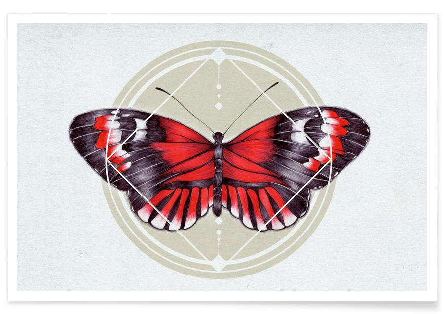 Butterflies, Necromancy 3 Poster