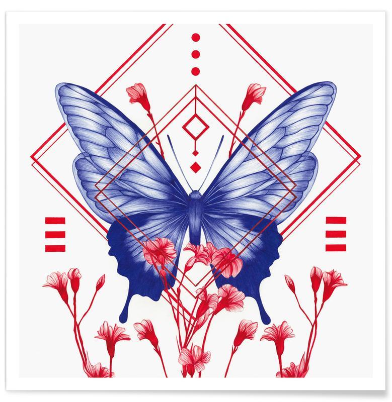 Butterflies, Evolution 1 Poster
