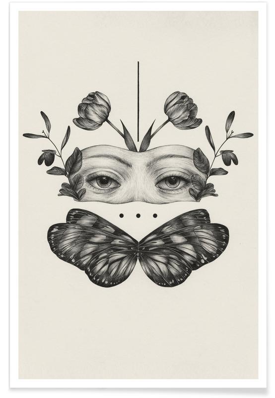 Butterflies, You Clipped Me 2 Poster