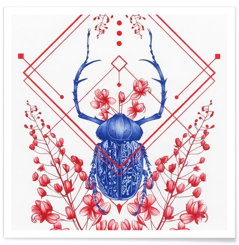Käfer, Evolution 2 -Poster