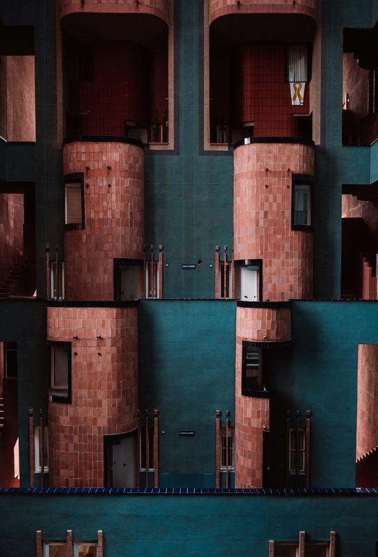 Walden Grangilbert -Acrylglasbild