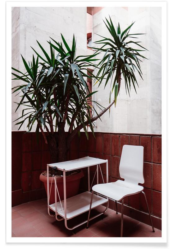 Walden Chair -Poster