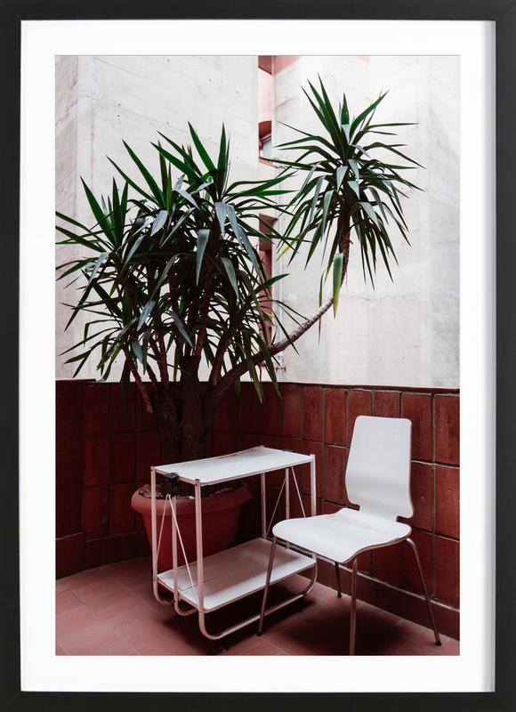 Walden Chair Framed Print