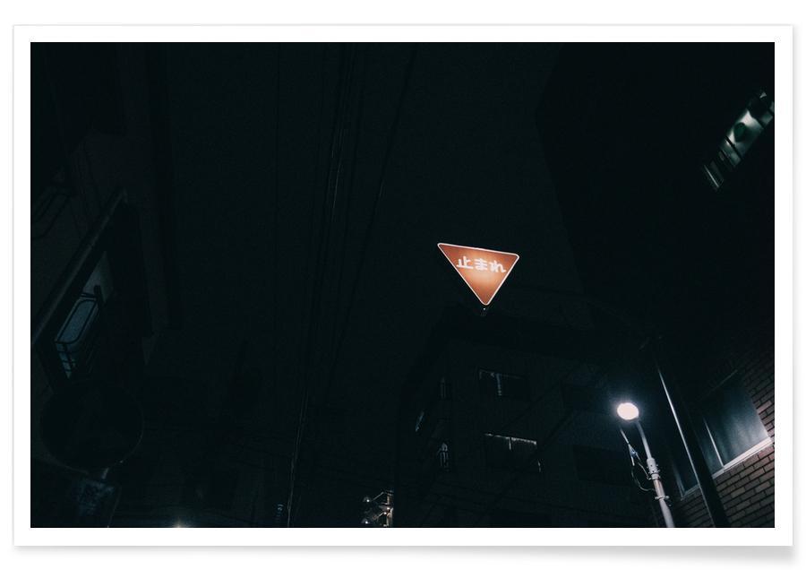 Tokio Nights poster