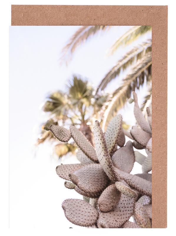 Kaktus, Cacti -Grußkarten-Set