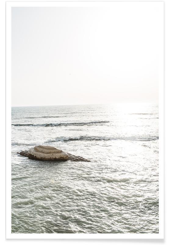 Ocean, Lake & Seascape, Scala Isle Poster