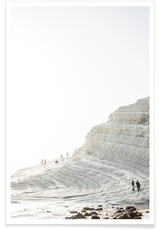Océans, mers & lacs, Scala affiche