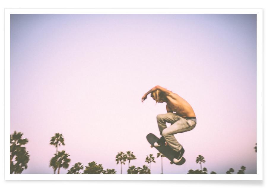Palmiers, Skate, Skate Dreams affiche