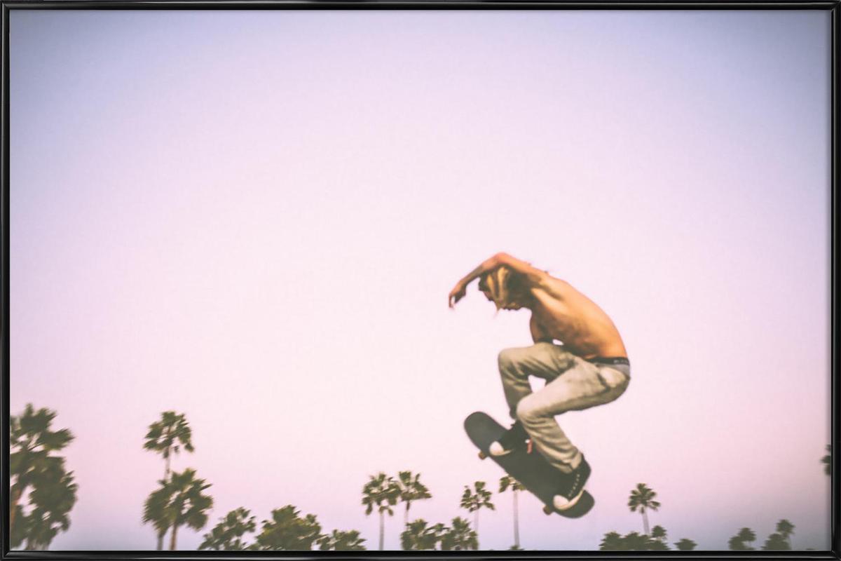 Skate Dreams ingelijste poster
