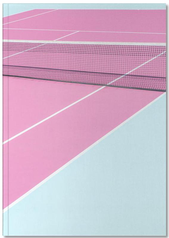 Pink Court - Net Notebook