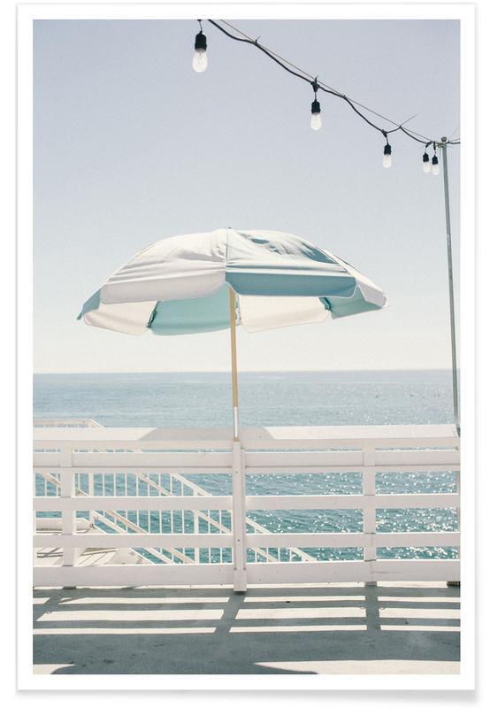 Blue Malibu Single poster