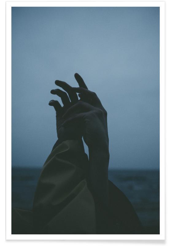 Körperformen, Just Friends -Poster