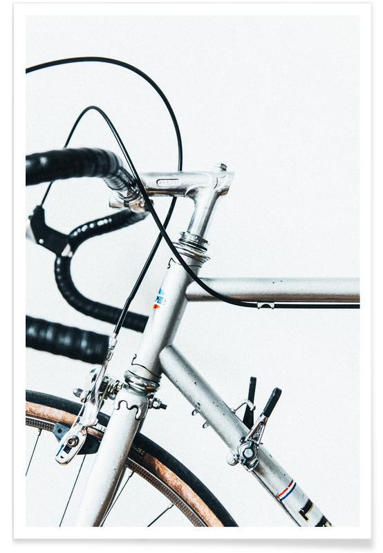 Bicycles, Cycling, Le Super Bike Poster