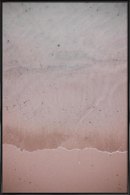 Beach Patterns 4 Framed Poster