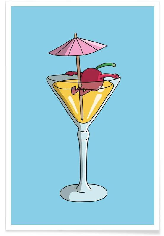 Cocktails, Thank God It's Friday poster