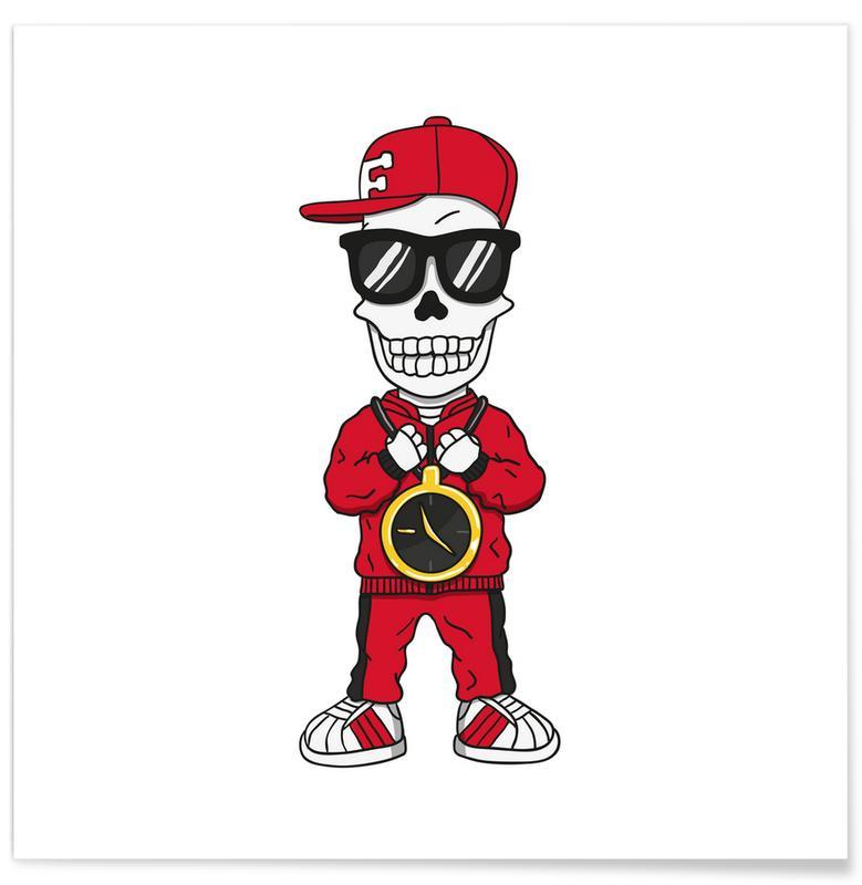 Hip Hop & Rap, Bring The Noise Poster